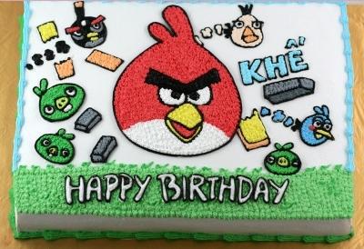 Bánh Angry Bird mã B008