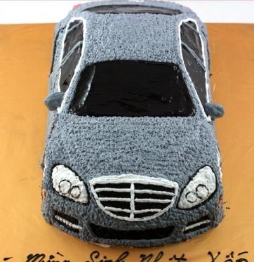 Bánh hình xe hơi mã B175