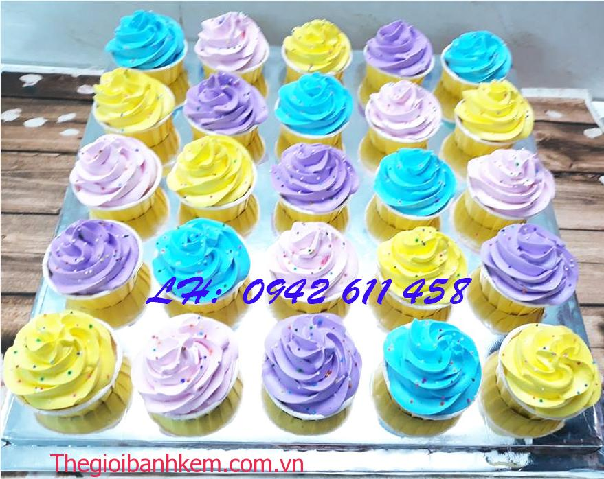 Bánh cupcake CC25