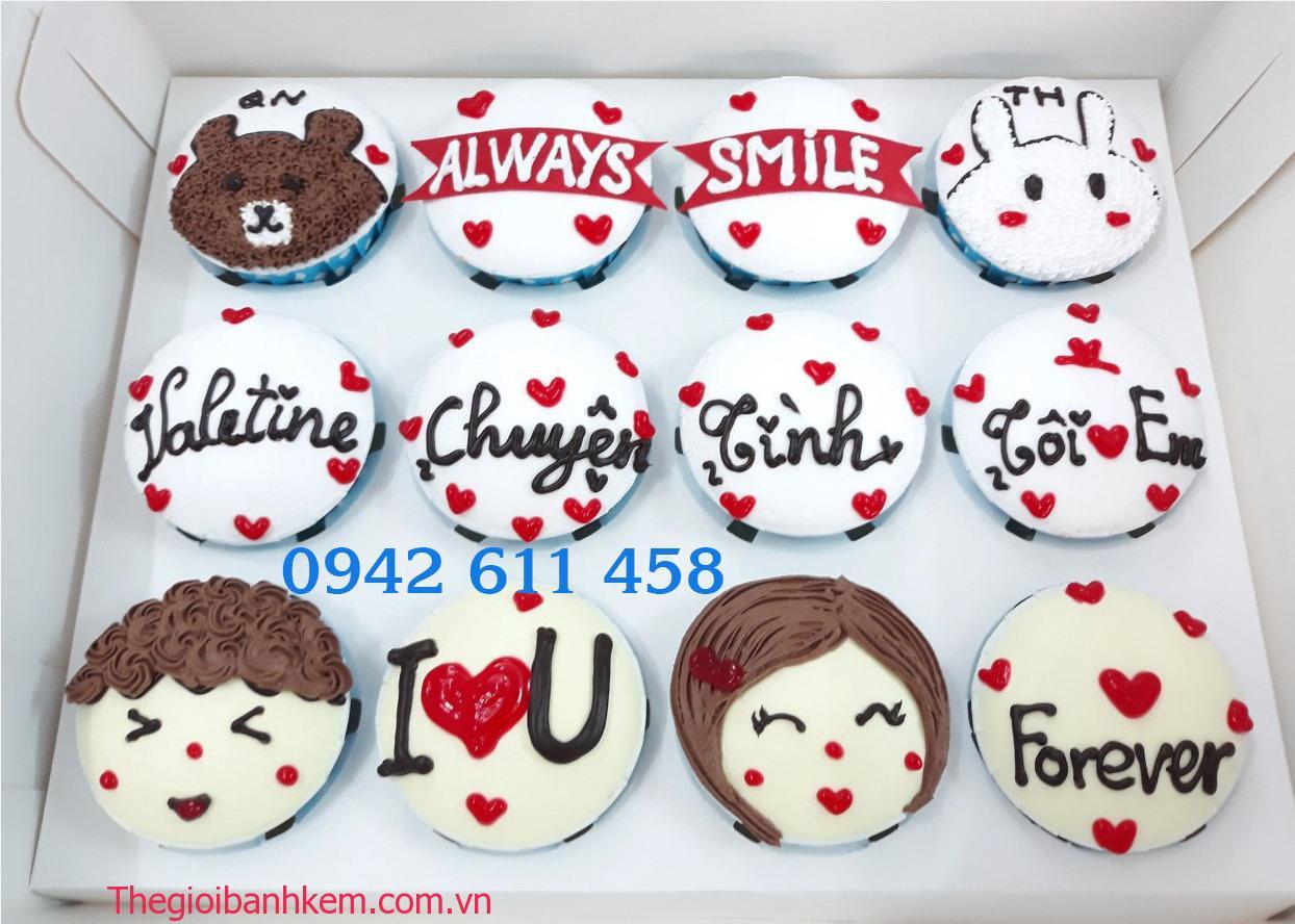 Bánh cupcake CC29
