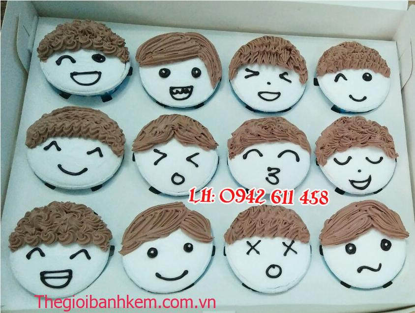 Bánh Cupcake CC38