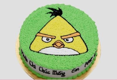 Bánh Angry Bird mã B010