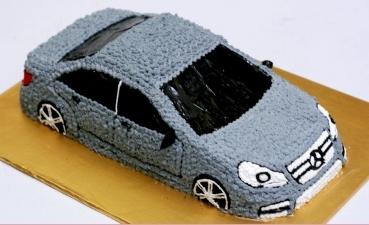 Bánh hình xe hơi mã B177