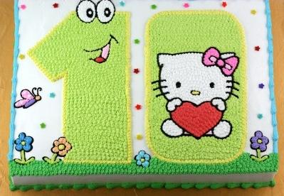 Bánh Hello Kitty mã B288