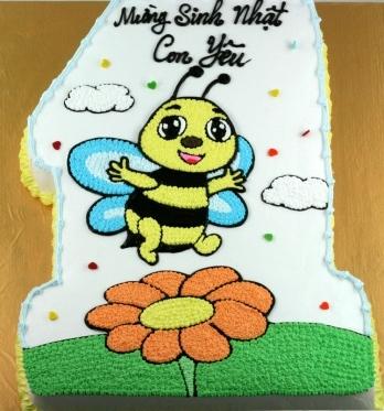 Bánh hình con ong mã B222