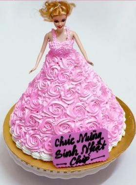 Bánh công chúa mã B052