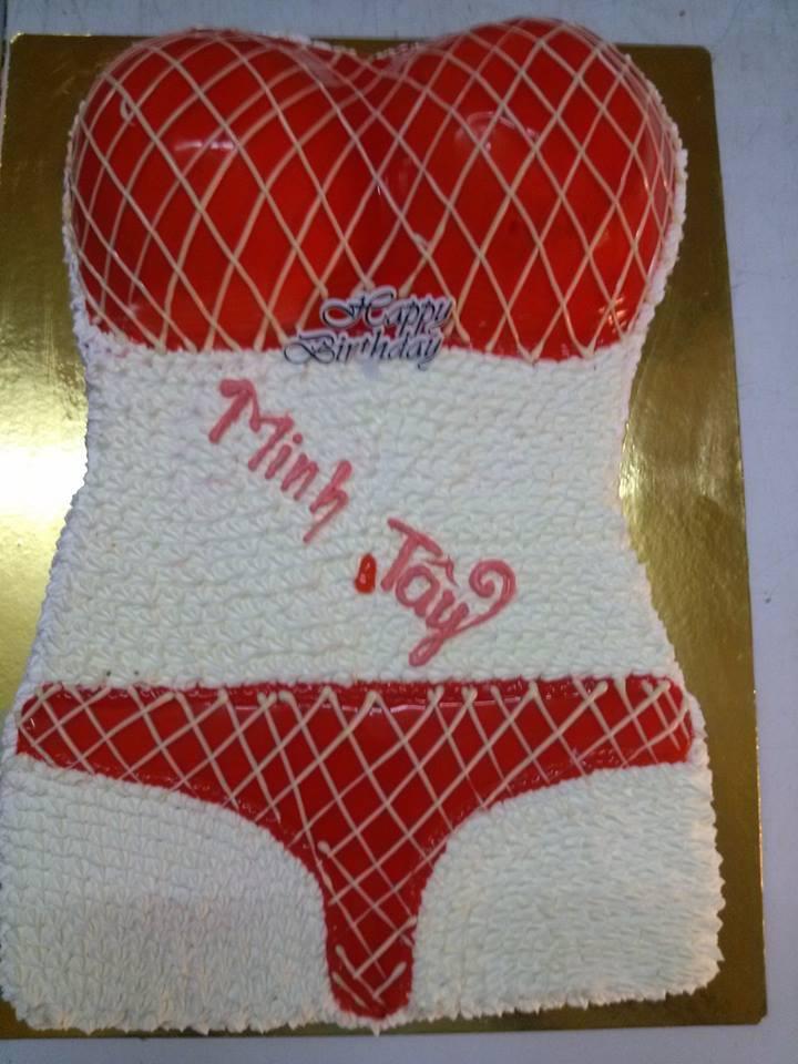 Bánh bikini mã B1995