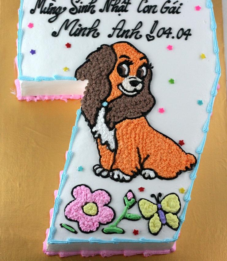 Bánh em cún mã B1925