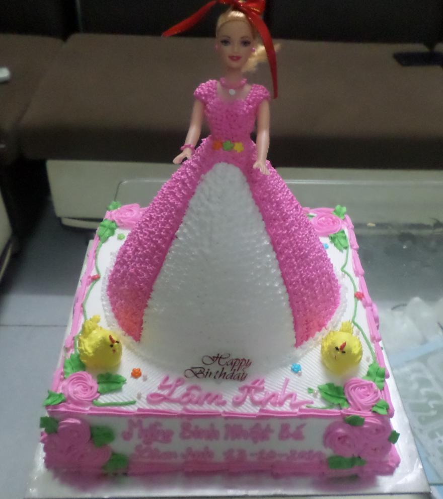Bánh sinh nhật công chúa Mã B4726