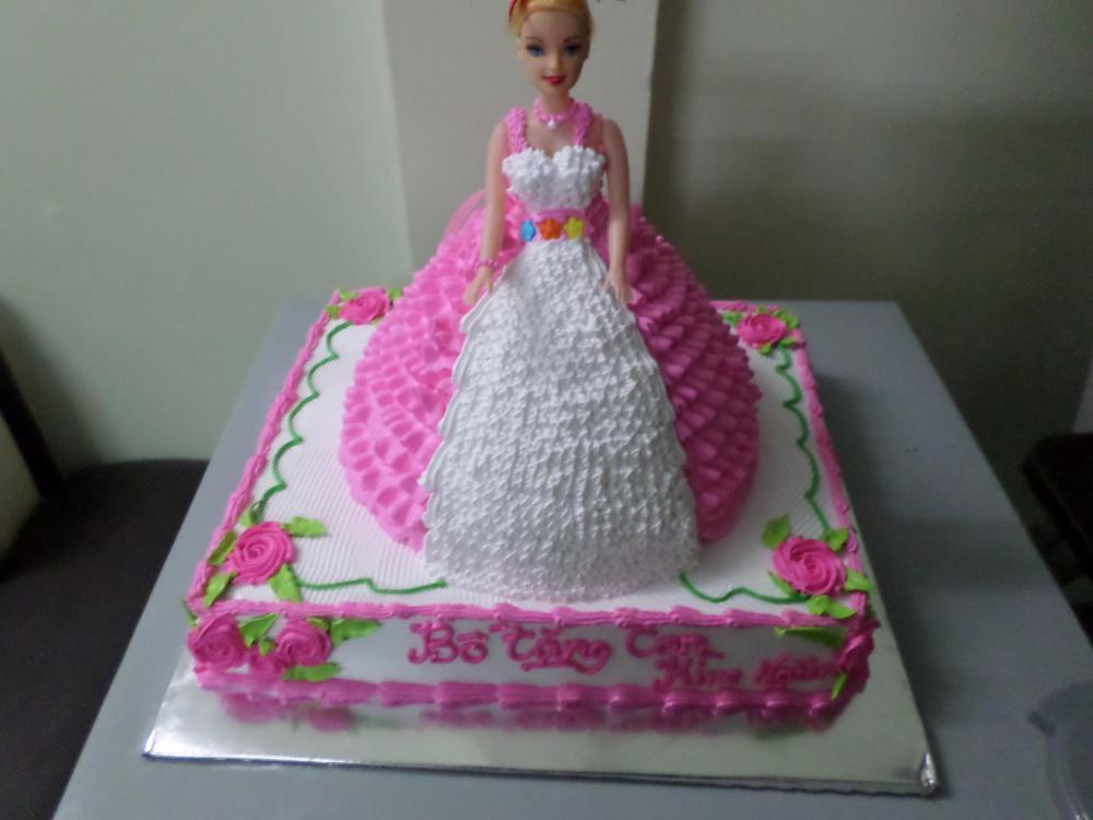 Bánh sinh nhật công chúa Mã B4735