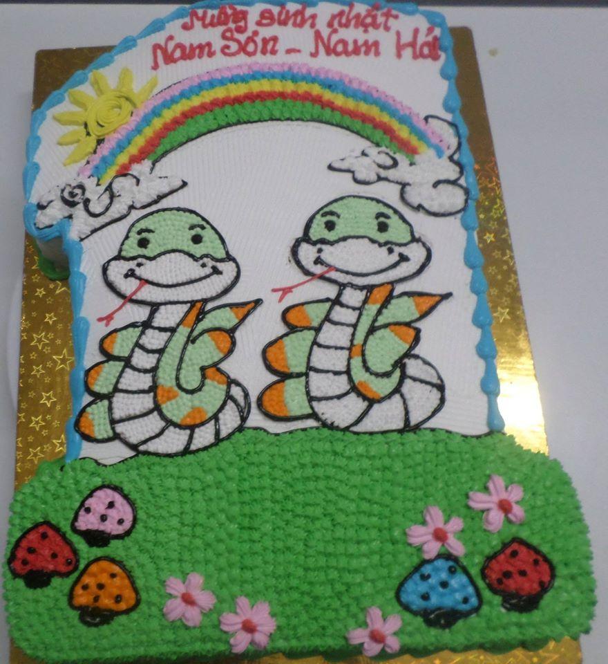 Bánh con rắn mã B1650