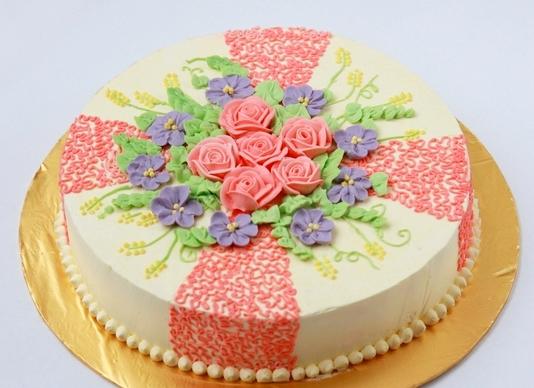 Bánh sinh nhật mã B5572