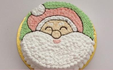 Bánh sinh nhật noel- giáng sinh B2313