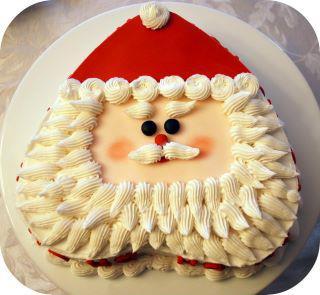 Bánh sinh nhật noel- giáng sinh B2315