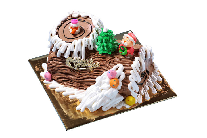 Bánh kem noel B2319