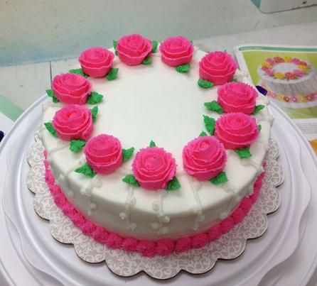 Bánh sinh nhật Mã B5450