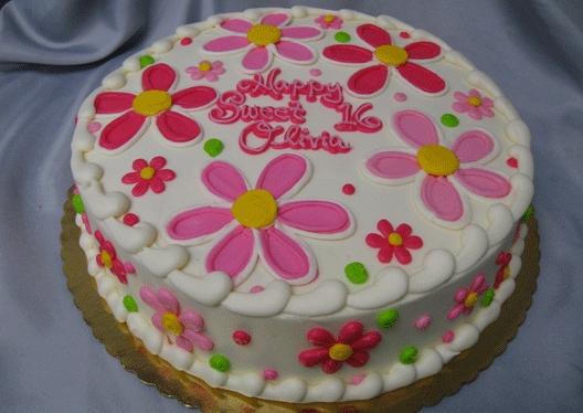 Bánh sinh nhật Mã B5452