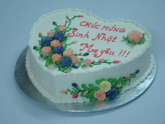 Bánh sinh nhật Mã B5459