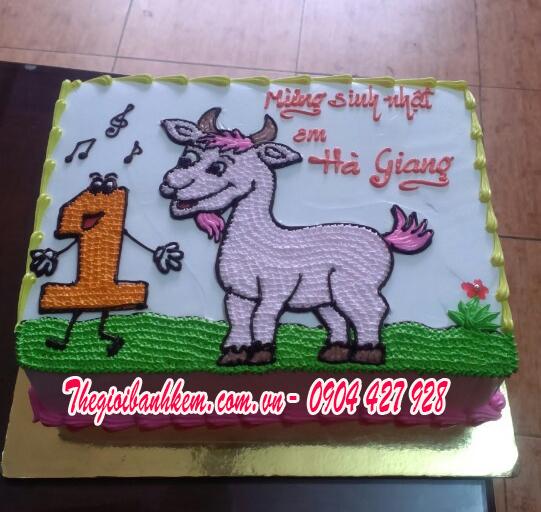 Bánh sinh nhật Mã B1701