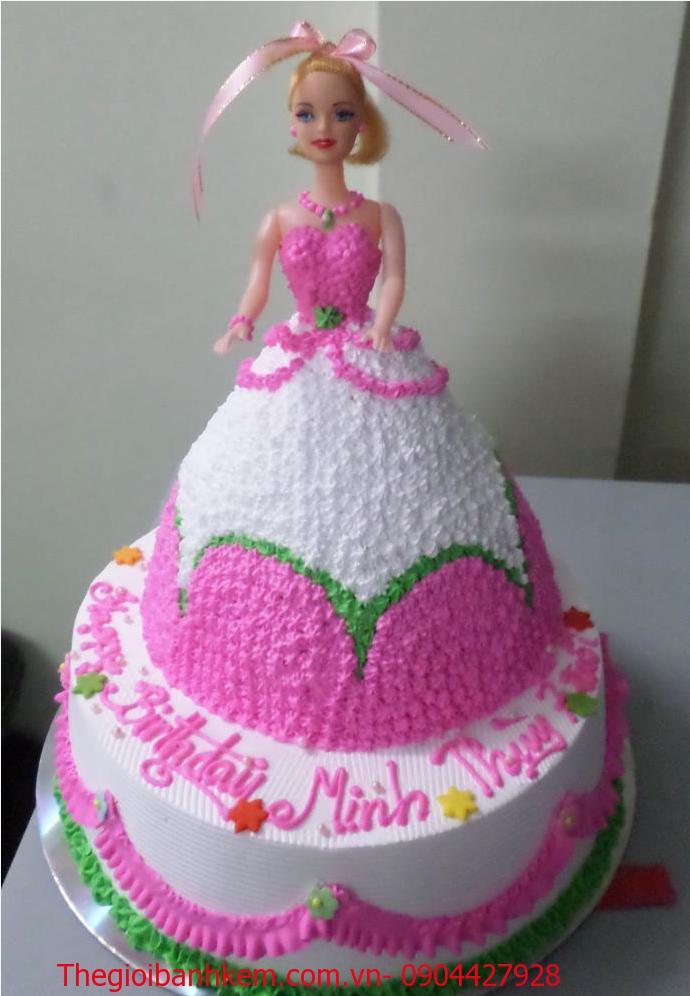 Bánh sinh nhật công chúa Mã B2607