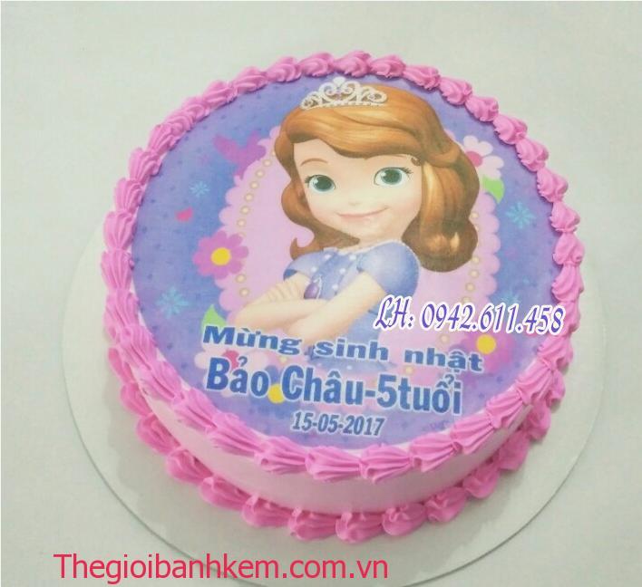 Mã bánh công chúa B1490