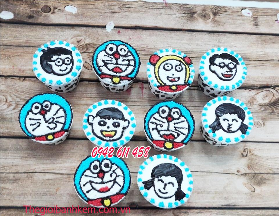 Bánh cupcake Mã CC02