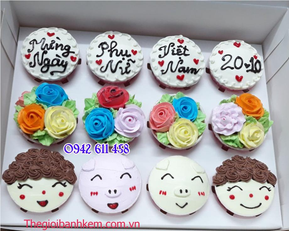 Bánh Cupcake CC09