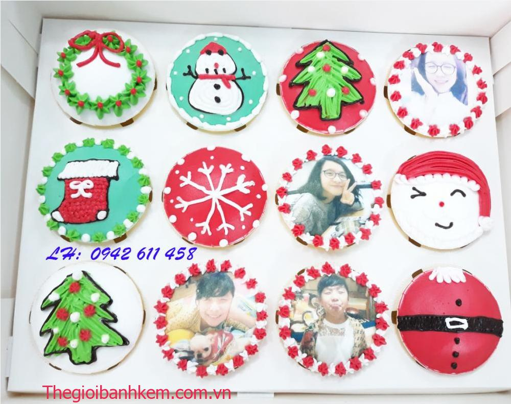 Bánh cupcake Mã CC18