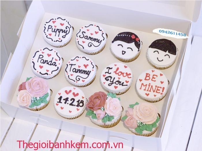 Bánh cupcake CC28