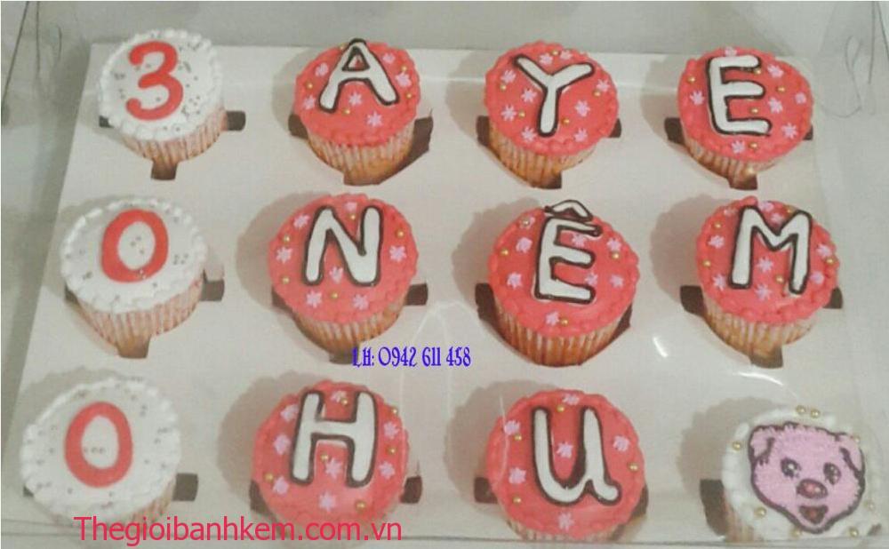 Bánh cupcake CC33