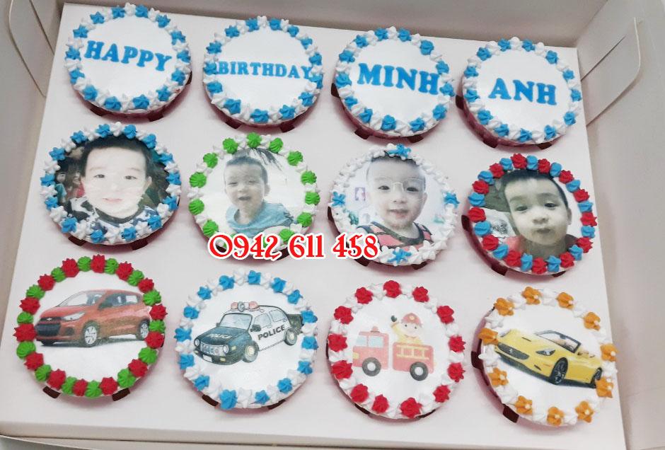 Bánh cupcake CC36