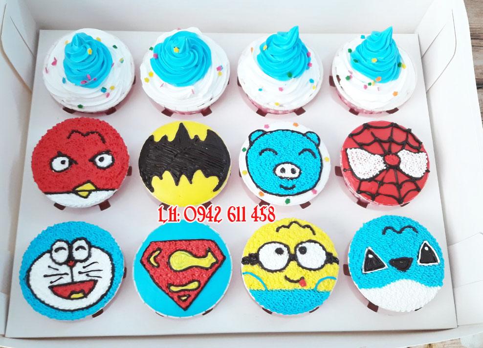 Bánh cupcake CC37