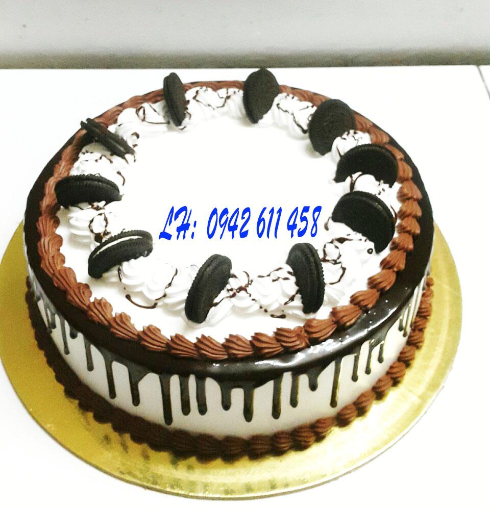 Bánh kem socola Mã B5389