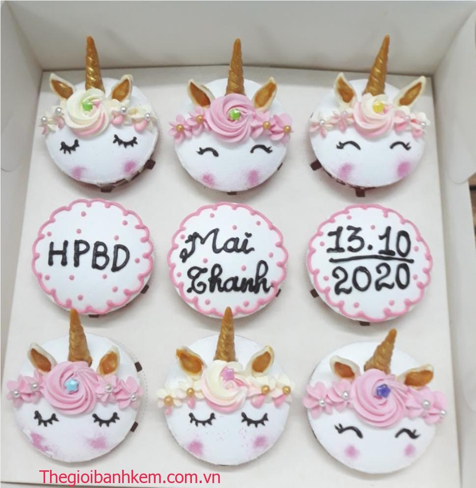 cupcake unicorn mã cc71