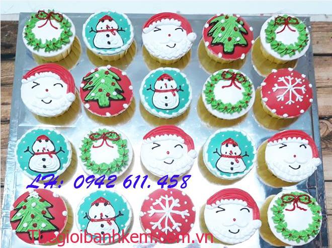 Bánh Cupcake mã CC19