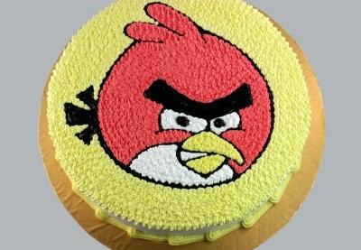 Bánh Angry Bird mã B005
