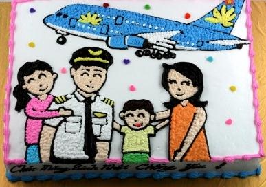 Bánh chú phi công mã B046