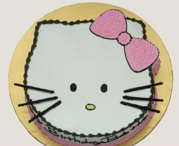 Bánh mèo Kitty mã B076
