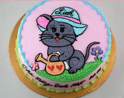Bánh hình con chuột mã B018
