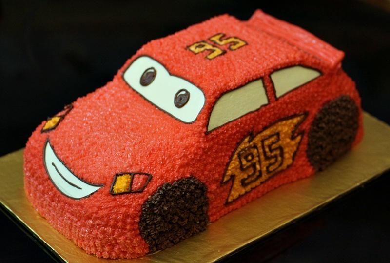 Bánh ô tô Mcqueen mã B383