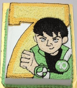 Bánh thám tử Conan mã B286