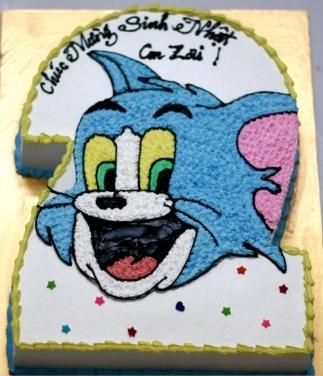 Bánh mèo Tom mã B237
