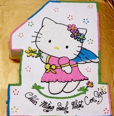Bánh Hello Kitty mã B220