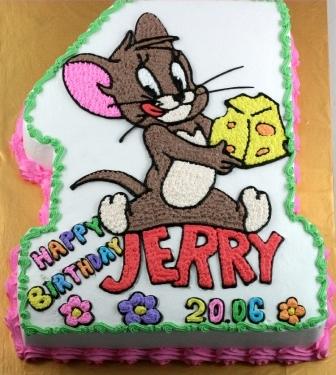 Bánh số 1 chuột Jerry mã B235