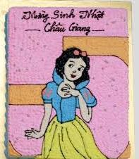 Bánh công chúa mã B4713