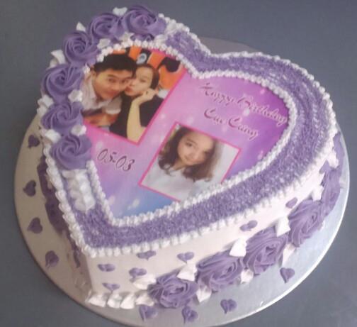 Bánh sinh nhật Mã B1861