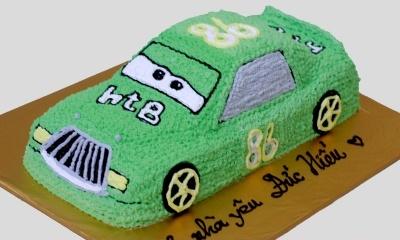 Bánh kem mô hình ô tô Mã B405