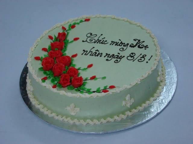 Bánh kem Mã 5445