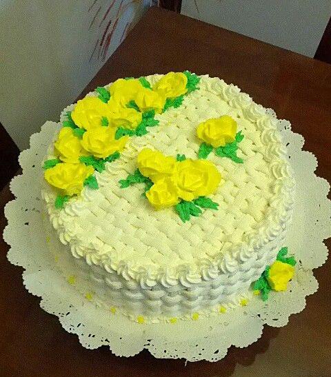 Bánh sinh nhật Mã B5446