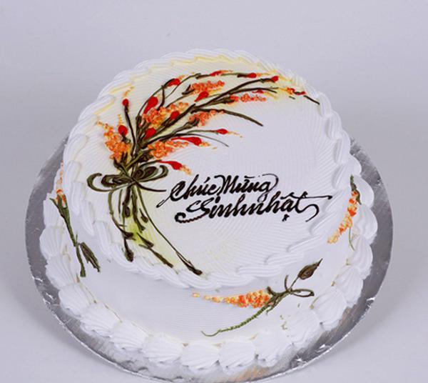 Bánh sinh nhật mã B5447
